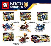 """Конструктор """"Nexo Knights""""."""