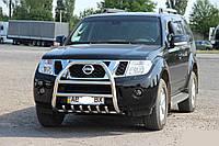 Кенгурятник Nissan Pathfinder (2006+)
