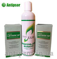 Мазь Антипсор концентрированный, шампунь или гель нафталановый Елиф
