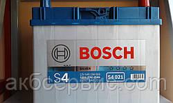 Акумулятор автомобільний Б/У Bosch 6CT-45 S4 Silver (S40 210)