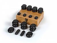 Набор бальзатовых камней для массажа 22 шт Habys
