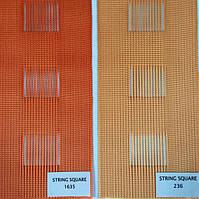 Жалюзи вертикальные, ламель 89мм, ткань STRING, фото 1
