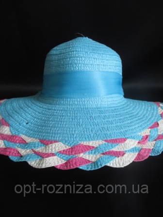 Невероятно красивая шляпка с плетеным ободком