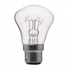 Лампа накаливания судовая С 24-40-1 В22d