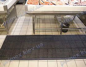 Грязезащитный ковер Волна в с супермаркете