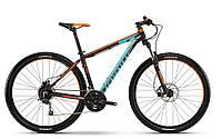"Велосипед Haibike Big Curve 9.40 29"", рама 45см, оранжевый 2016"