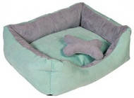 Лежанка для кошек и собак TRIXIE 'Chippy' фиолетовый/серый (Арт. - 37495), розовый/серый (Арт. - 37491)