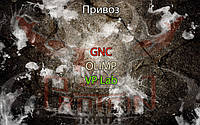 Прибытие: GNC, OLIMP, VP Lab.