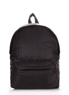 Рюкзак дутый POOLPARTY черный