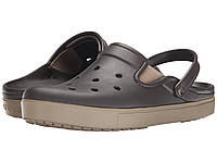 Кроксы Crocs CitiLane Clog цвет Espresso/Khaki , фото 1