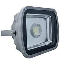 LED прожектор Матричный 70W 6000-7000K (с линзой) AVATON