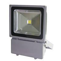 LED прожектор Матричный 100W 6000-7000K (с линзой) AVATON