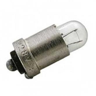 Лампа накаливания самолетная СМ 28-0,05 S6s/10