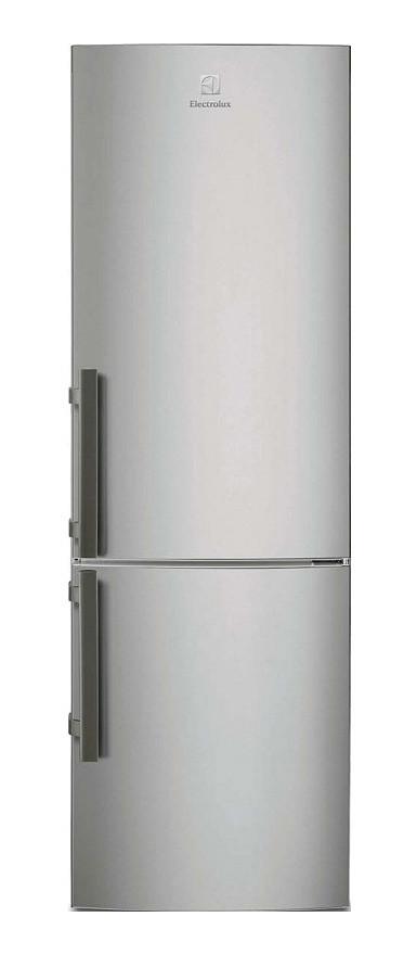 Холодильник с морозильной камерой Electrolux EN3201MOX