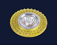 Точечный светильник Levistella 705A23 желтый