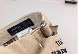Бейсболка Polo Ralf Lauren. Мужские оригинальные кепки. Стильные бейсболки., фото 4
