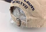Бейсболка Polo Ralf Lauren. Мужские оригинальные кепки. Стильные бейсболки., фото 7