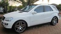 Стекло лобовое Mercedes (Мерседес) ML W164 / GL X164 (оригинал)