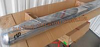 Пороги боковые труба с проступью D100 на Mitsubishi L200 2012+