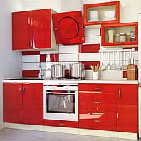 Кухня  МДФ 2,3 м Альфа мебель