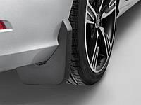Бризковики задні для Audi A3 Coupe 2013 - оригінальні 2шт 8V3075101