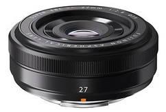 Объектив Fujifilm XF-27mm F2.8