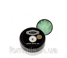 3D гель-пластилин Koto №6 (5 гр) светло-зеленый