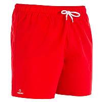 Мужские  шорты для купания красные