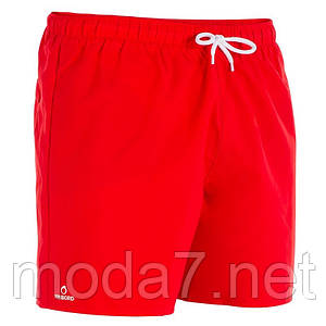 Мужские  шорты для купания красные Польша
