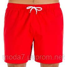 Шорты мужские для купания красные Польша, фото 2