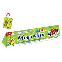 """Зубна паста """"Mega Mint"""" 50мл Лісові ягоди/-515/12"""