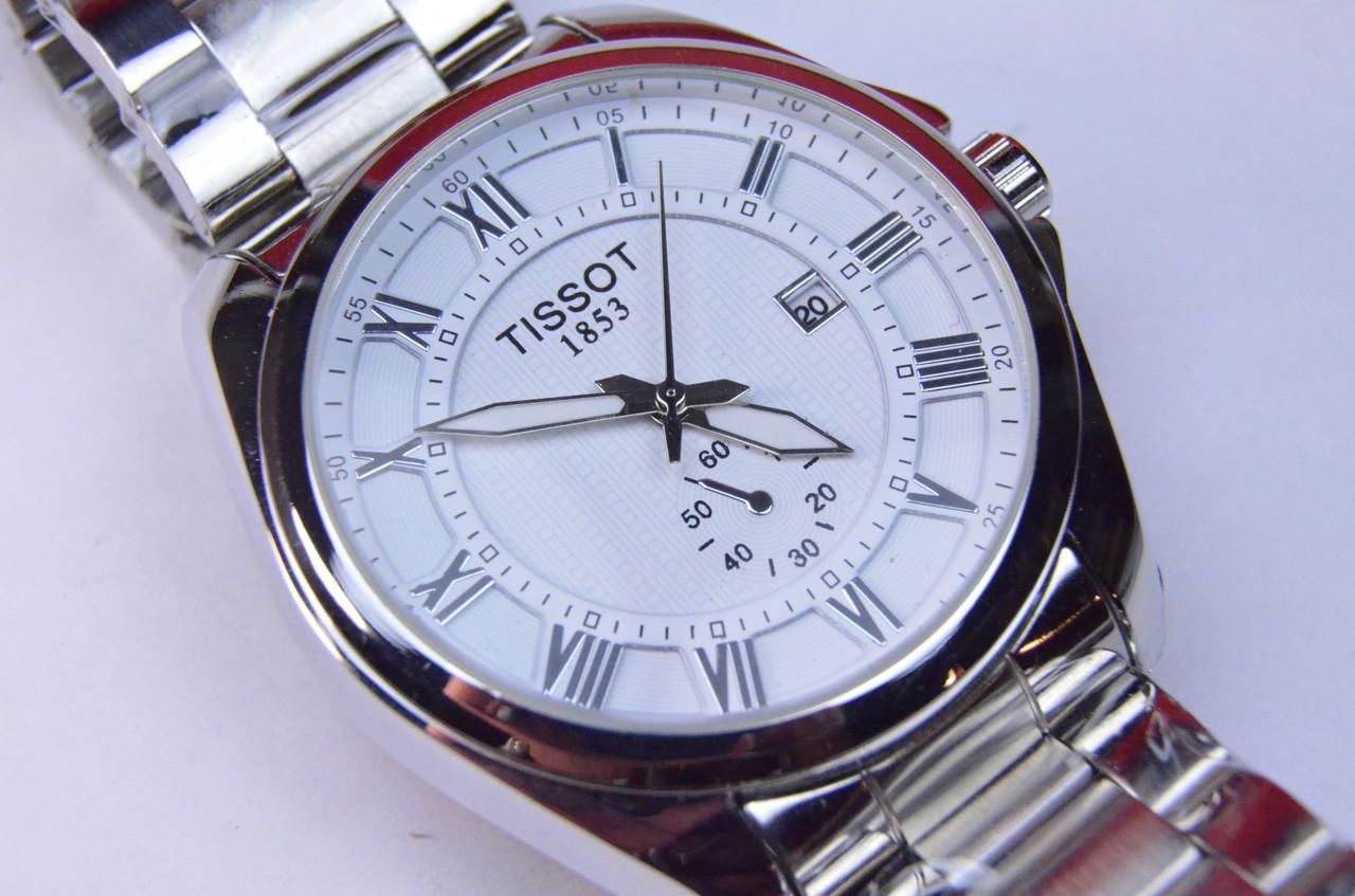 Мужские наручные часы календарь