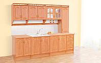 Кухня Корона - Кухня 2,0 м. с пеналом