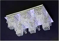 Рустальные люстры не классические CR (хром) P5-S1273/6/CH