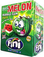 Конфеты желейные Fini Water Melon Bubble Gum Fizzy (200 штук)