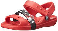 Сандалии - босоножки Crocs Keeley Sandal Minnie 24-25 размера, фото 1