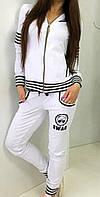 Подростковый спортивный костюм с довязом