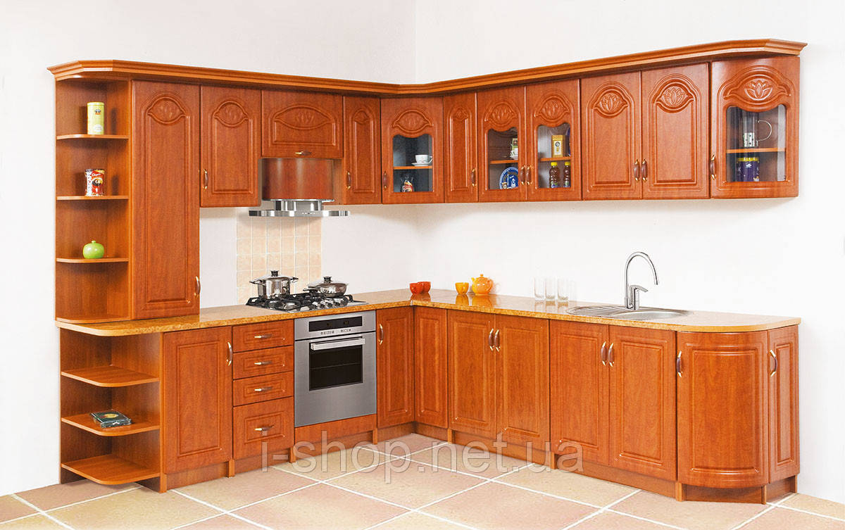 Кухня Тюльпан - Кухня 2,0 м.
