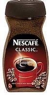 Растворимый кофе Nescafe Classic 100 г