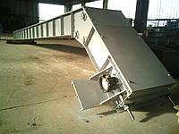 Транспортер (конвейер) скребковый  Z - образный 12-17 м3/час автоматизированной подачи топлива