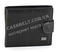 Мужской стильный классический кошелек с искусственной кожи FUERDANNI art. 4355 черный