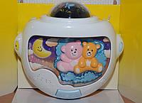Детский ночник-проектор Weina 2129 YNA