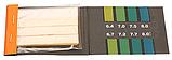 Лакмусовая бумага 6.4-8.0 тест рН 80 полосок, фото 4