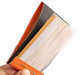 Лакмусовая бумага 6.4-8.0 тест рН 80 полосок, фото 5