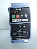 Преобразователь частоты X200-002SFEF, 0.2кВт/220В