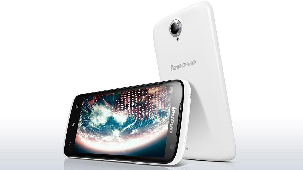 """Смартфон Lenovo S820 4.7"""" IPS, 12/2Мп, 4 ядра, 1/4Гб, 3G, 2sim, 2000мАч"""
