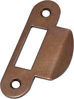 AGB B01000.13.22 Ответная планка  (коричневая бронза)