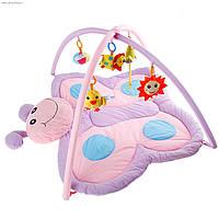 """Детский развивающий коврик """"Бабочка"""" 898-11 B KHT"""