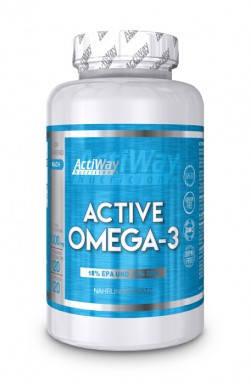 ActiWay Activ Omega-3 120 softgel , фото 2