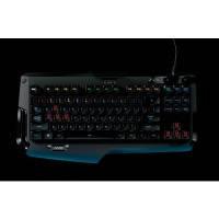 Игровая клавиатура logitech g410 atlas spectrum usb (920-007752)